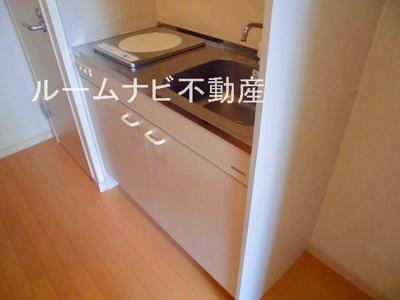 【キッチン】アトーレ小豆沢マンション
