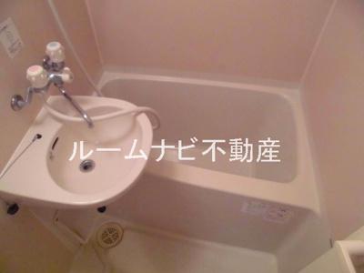 【浴室】アトーレ小豆沢マンション