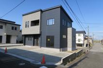 新築 新潟市北区松浜7丁目 B棟の画像
