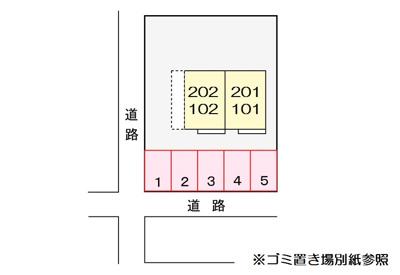 【区画図】エスベール