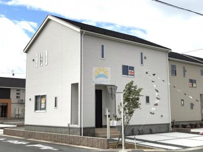 静岡市葵区上土1丁目 3期 新築一戸建て 1号棟 AN