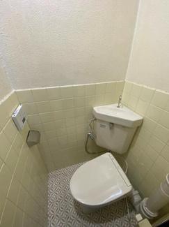 【トイレ】本牧元町共同ビル