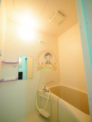 【浴室】ハーミットクラブハウスユー神大寺