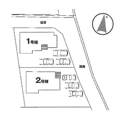 【洋室】小美玉市羽鳥2期 新築戸建 2号棟