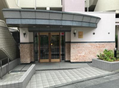 【エントランス】グランベル練馬北町Ⅱ