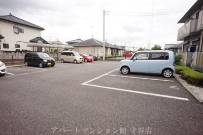 【駐車場】ソ・レーユC