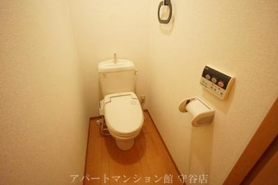 【トイレ】ソ・レーユC