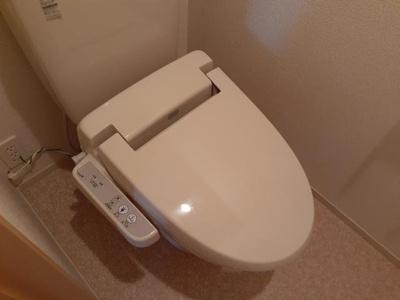 【トイレ】サンリット福崎Ⅱ