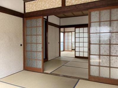 【和室】関西町貸家