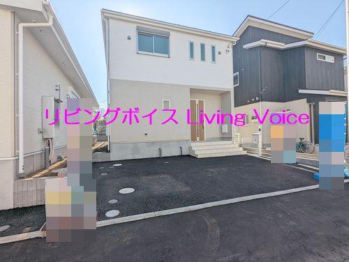 施工例 平塚市纒第16 新築一戸建て 全2棟
