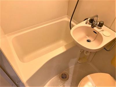 【浴室】ニューサンコーハイツ