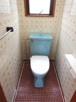 【トイレ】行田市向町戸建