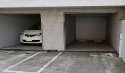 【駐車場】シェル上池台