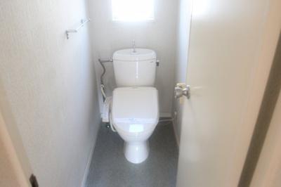 【トイレ】ハイム七面山