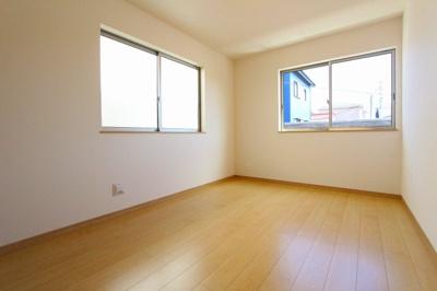 洋室です:建物完成しました♪毎週末オープンハウス開催♪八潮新築ナビで検索♪