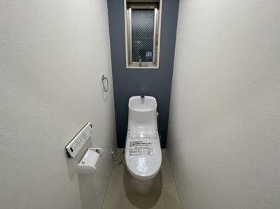 2階部分のトイレです☆