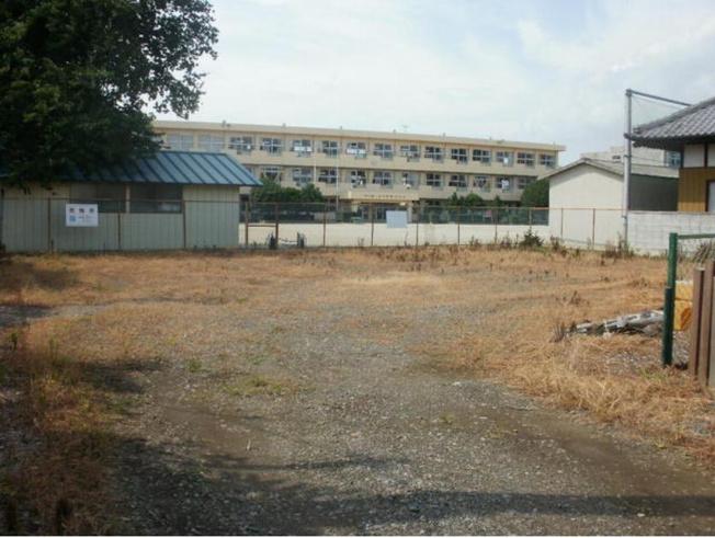 大曽根小学校に隣接する土地☆彡