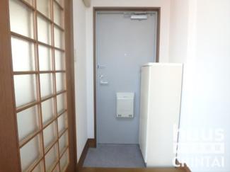 【玄関】アークスペース調布