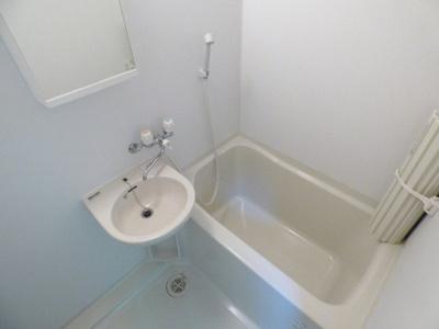 【浴室】ギャラリーコート王子公園
