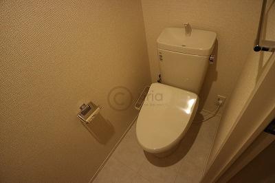 【トイレ】パルナシアン御影