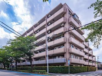 都営大江戸線「練馬春日町」駅徒歩8分の駅チカマンション