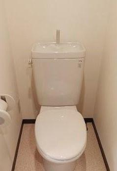 【トイレ】ヘリテイジ品川