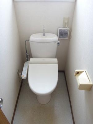 【トイレ】クリーンライフ八幡
