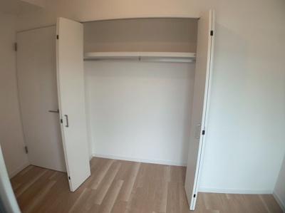 十分な収納スペースがあります。