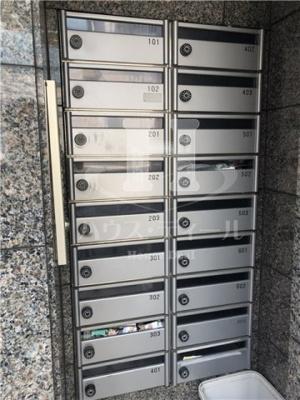 【設備】ドミール六番館