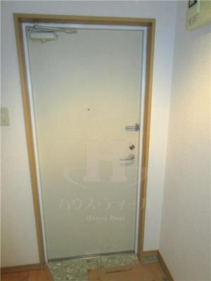 【玄関】ドミール六番館