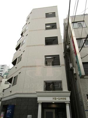 【外観】ドミール六番館