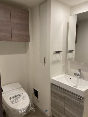 【トイレ】プラウドフラット西早稲田