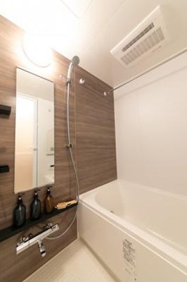 【浴室】プラウドフラット西早稲田