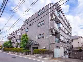 急行停車駅「上石神井」駅徒歩4分の駅チカマンションです