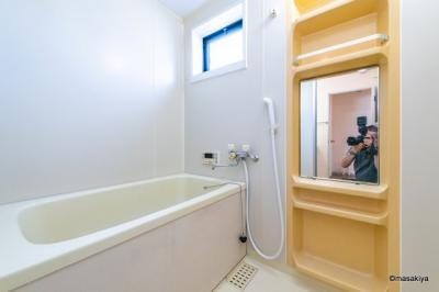 【浴室】スカイガーデン・青沼