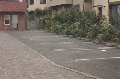 【駐車場】ルネッサンス国立2001