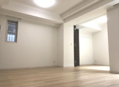 【居間・リビング】広尾レジデンス壱番館