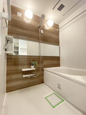 【浴室】ニューハイム板橋