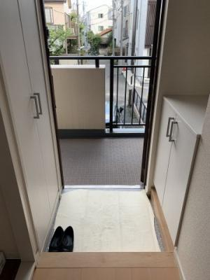 【玄関】ロックベル