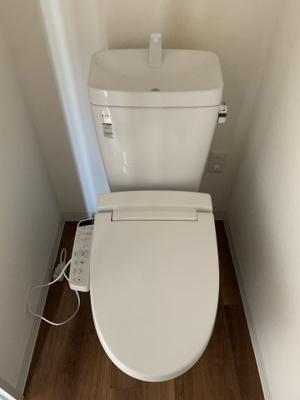 【トイレ】ロックベル