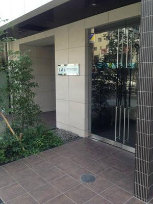 【エントランス】アイルイムーブル錦糸町