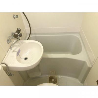 【浴室】北松戸第7レジデンス