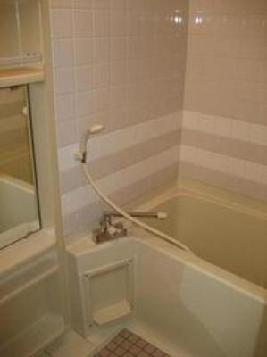 【浴室】広尾リブレット