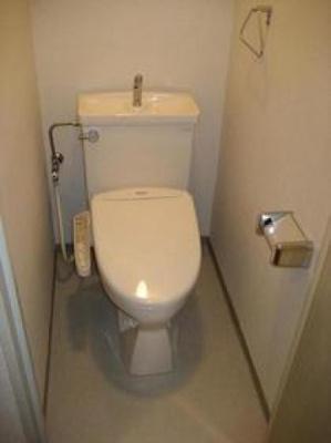 【トイレ】広尾リブレット