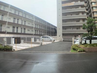 駐車場もあります。