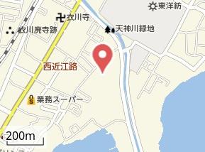 【地図】レオネクストHoneylake