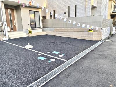 【設備】狭山市水野・全2棟 新築一戸建 2号棟 ~南西向き~