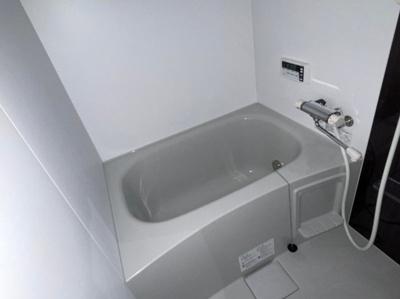 【浴室】ハーモニーテラス新今里2