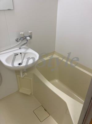 【浴室】サクラガーデン