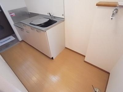【キッチン】リヴェールハイム